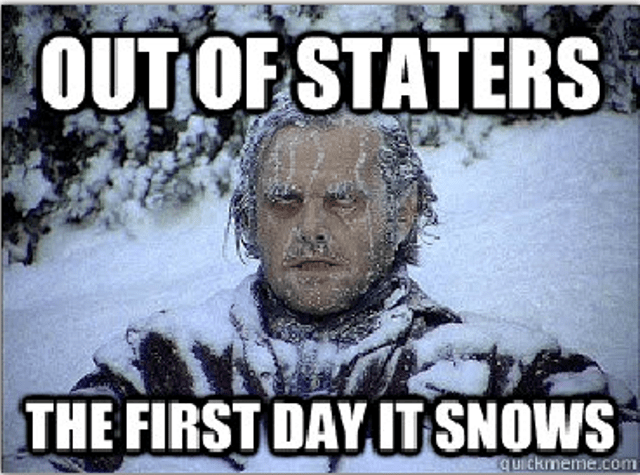Montana winter meme